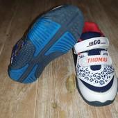 кроссовки на 15 см