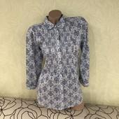 Шикарная блуза/рубашка Sfera Joven, сток люкс! Бирка с составом срезана, но похоже на хлопок
