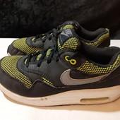 Кроссовки Nike Air Max, ориг. Вьетнам, разм. 33 (20,5 см по бирке, реально 21,5 см ст.)