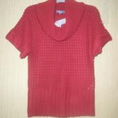 Фирменный пуловер E-vie, размер uk10(s-m), качественный, новый, с биркой