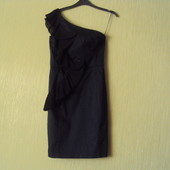 Фирменное стильное платье Belle by Oasis, размер uk8-10, качественное, мерки есть