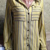 Собираем лоты!! Модная рубашка в полоску, размер 8р
