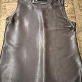 Esmara Германия атласная летняя блуза р.L44/46р евро