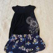 Летние шорты коттон Demin Go + футболка