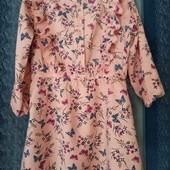 Фирменное платье р. 98/104