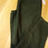 Роскошные джинсы стрейч Soon ( заужены к низу) цвет хаки