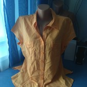 Женская блузка/рубашка, р.52-56