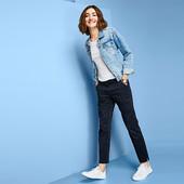 Стильные брюки 7/8 длина, Tchibo(Германия), размер евро 50 ( наш 56)