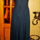 Качество!!! Стильное макси платье от H&M, в новом состоянии