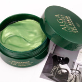 Гидрогелевые патчи images alga lady series eye mask 60 шт, патчи для глаз