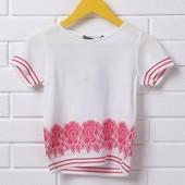 Кофточка,футболка для девочки подростка б/у, см.описание лота