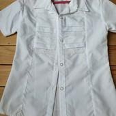 Школьная рубашка,блузка для девочки (Турция)