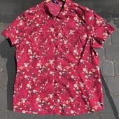 Летняя рубашечка.100%хлопок.в идеале