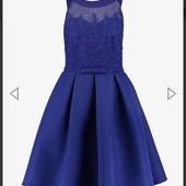 Коктейльное платье little mistress 12p Новое