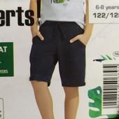 Классные шорты на мальчика Pepperts Германия размер 122/128