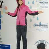 Классный костюм для дождливой погоды на девочку Crivit Германия размер 110/116