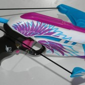 Hasbro Nerf бластер с лазерным прицелом