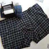 H&m оригинал. Комплект 3 шт, мужские трусы боксеры. Размер М