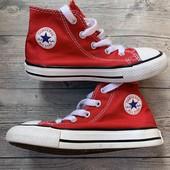 Хайтопы Converse All Star 25 размер стелька 16,5 см