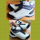 Зимние кожаные кроссовки Restime 40-41р. В идеальном состоянии!