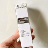 Антивозрастная сыворотка Anti-age global Yves Rocher