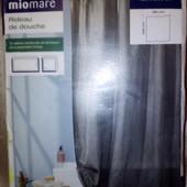 Штора занавеска тканевая для душа ванной 180х200см Германия