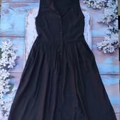 стильное платье миди размер С-М