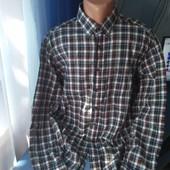 Мужская рубашка, р.XXL(ворот 45/46)