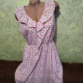 Красивое летнее платье р.16