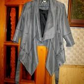 Качество!!! Стильный пиджак от швейцарского бренда Crafted, новое состоянии