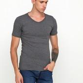 Комплект 2 шт мужские бельевые футболки Livergy Германия размер 7/ХL