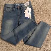 Качественные джинсы скинни H&М, размер 116 (новые, с бирками)