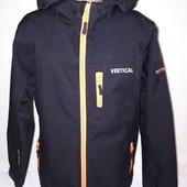 Термо куртка soft shell софтшел vertical 9-10 лет