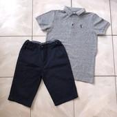 Стоп!❤️Модный комплект для мальчика:шорты и футболка ❤️Много лотов, заходите)