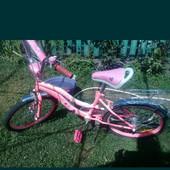 Велосипед для дівчинки. В гарному стані.