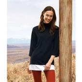 Элегантный пуловер, высокое содержание вискозы, Esmara Размер евро 44-46