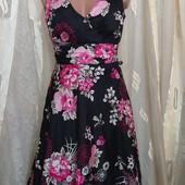 Платье, классное хлопок размер 12 евро