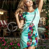 Красивейшее платье-футляр Voyage от Гепюр, идеальное состояние