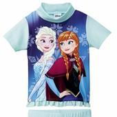 Солнцезащитная футболка Frozen Disney на 6-12мес (74/80) Бельгия