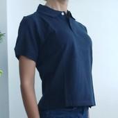 поло женское р. М от Ocean (Германия) нереально круто под завышенные джинсы цвет фото 3-4 лот №95