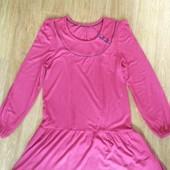 Шикарное фирменное нарядное платьице на девочку 9-11 лет