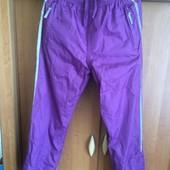 806, брюки непромокайки, размер 8-9 лет 134 см, Kids. Комбинезон