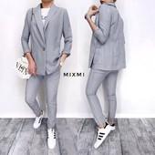Классный летний костюм, размер 46-48
