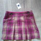 Новая юбка gap на 5 лет