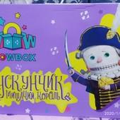 """WowBox анимационная книга """"Щелкунчик и Мышиный король"""""""