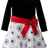 Вишукане плаття Bonnie Jean з Сша на 6 років в стані нового. Платье нарядное