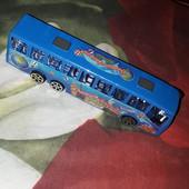 яркий туристический автобус!☆Как новый!