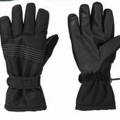 Качественные лыжные перчатки, краги на тинсулейте, Crivit Германия, размер 8.5