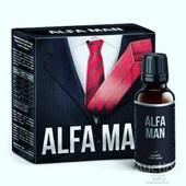 Alfa Man — эффективные капли для улучшения мужской силы-30 мл