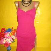 Очень красивое женское платье Internacionale (Интернационал) рр 12 грудь 36 см !!!!!!!!!!!